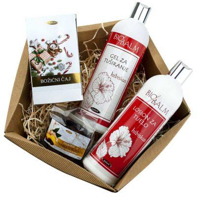 Mirisni Božić poklon paket
